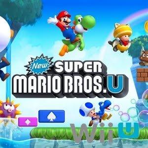 New Super Mario Bros. U (Wii U) Review
