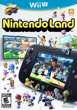 Nintendo Land (Wii U) Review 2