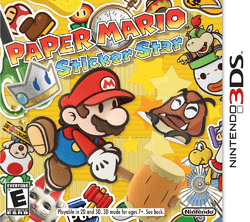 Paper Mario: Sticker Star (3DS) Review 2