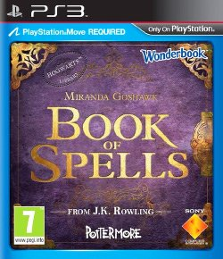 Wonderbook: The Book of Spells (PS3) Review 2