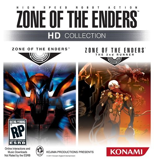 Zone of the Enders HD (PS3) Review 2