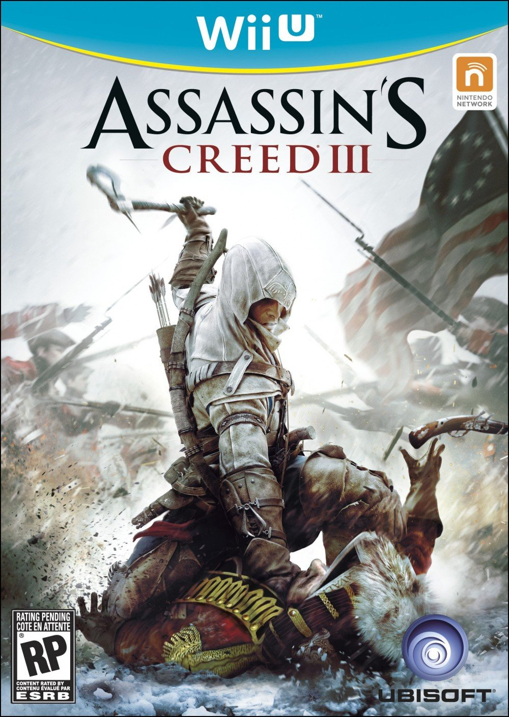 Assassin's Creed III (Wii U) Review 2