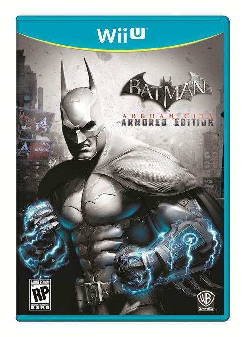 Batman: Arkham City Armored Edition (Wii U) Review 2