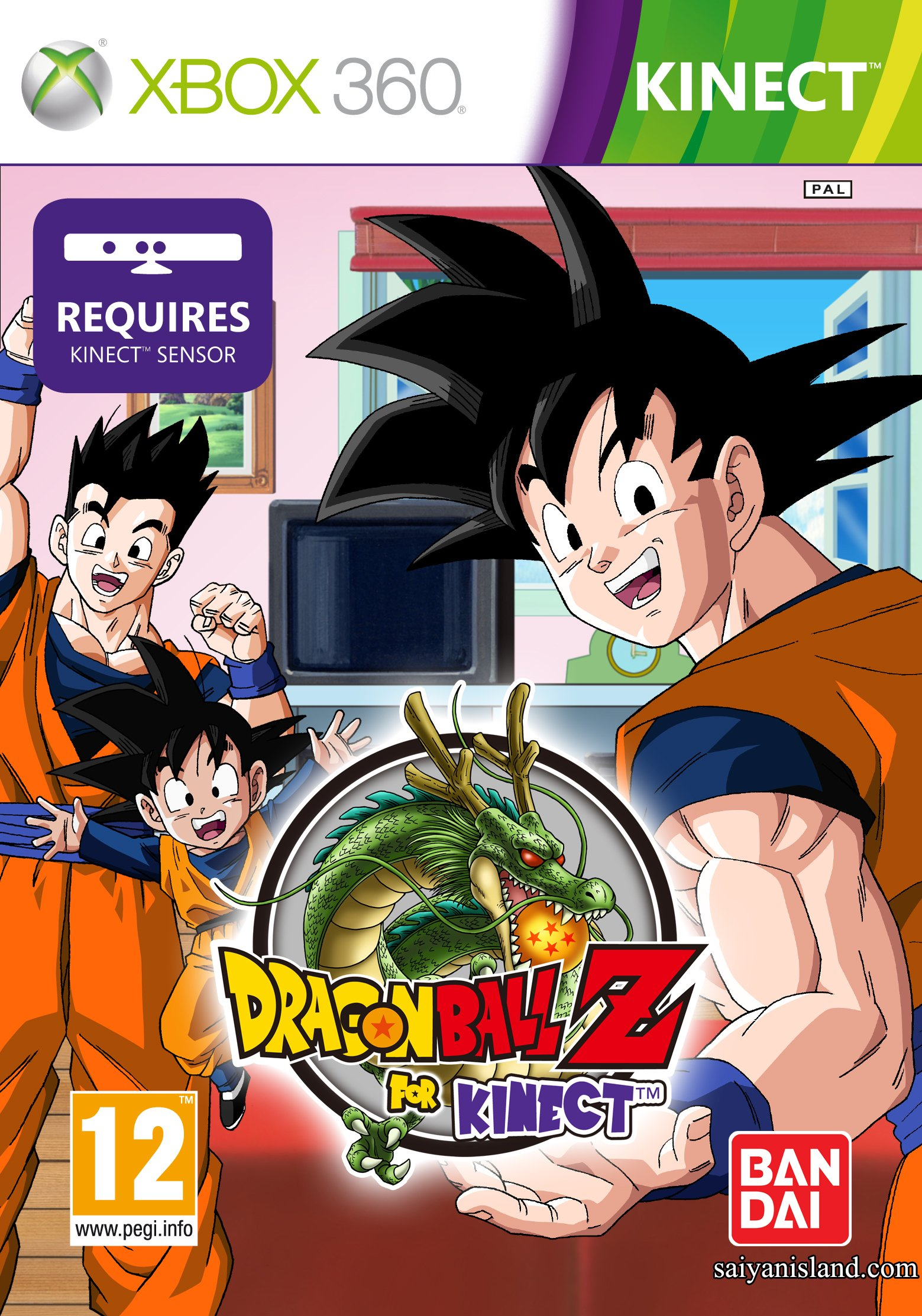 Dragon Ball Z For Kinect (Xbox 360) Review 2