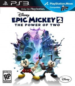 Disney Epic Mickey 2: The Power of Two (Xbox 360) Review