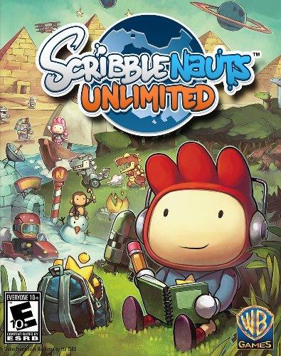 Scribblenauts Unlimited (Wii U) Review 2