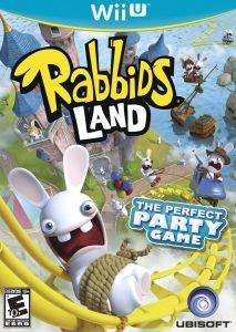Rabbids Land (Wii U) Review