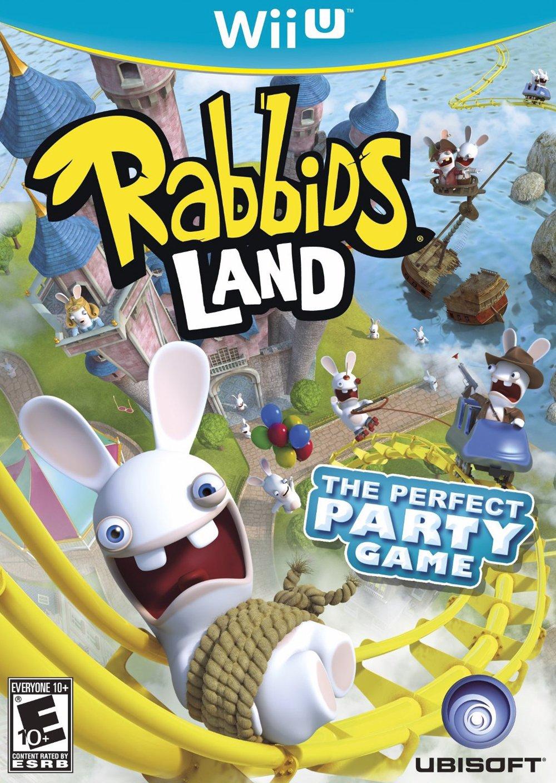 Rabbids Land (Wii U) Review 3