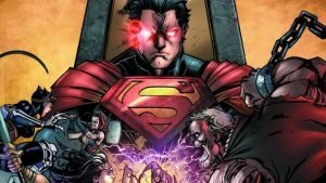 Injustice: Gods among us gets comic book series - 2013-01-15 21:16:26
