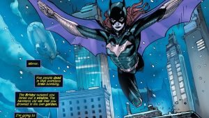 How Gail Simone brought Barbara Gordon back