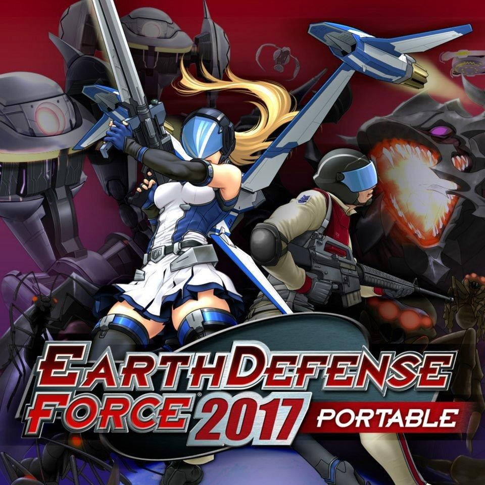 Earth Defense Force 2017 Portable (PS Vita) Review 4