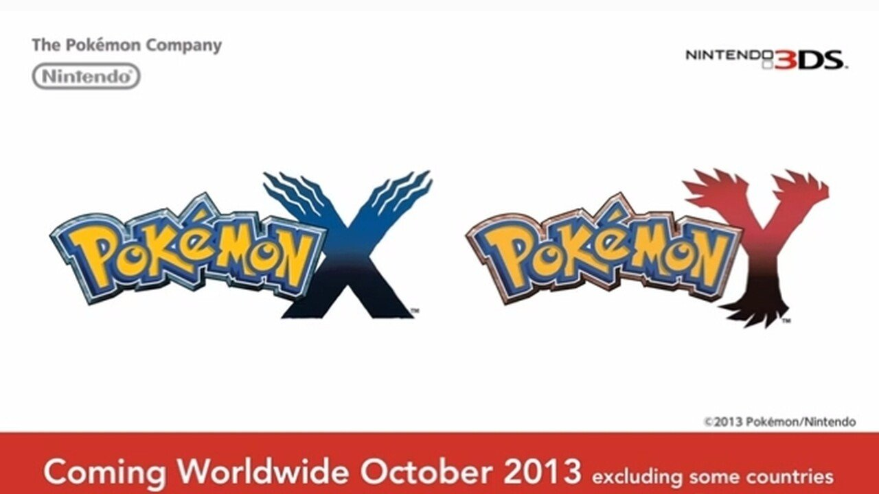 Pokemon X and Pokemon Y Announced! - 2013-01-08 17:34:38