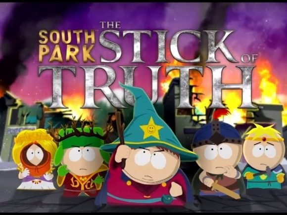 south park stick of truth how to clear the cinema