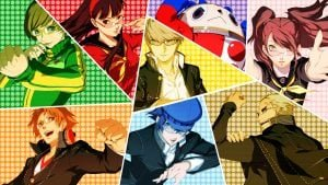 Persona 4 Golden (PS Vita) Review