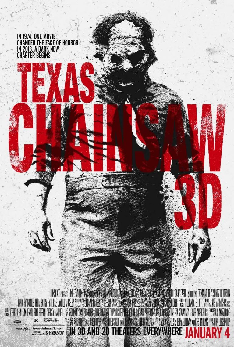 Texas Chainsaw 3D (Movie) Review