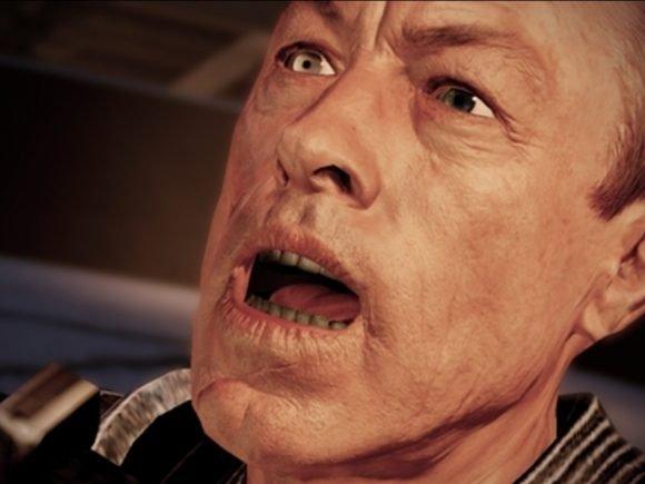 Mass Effect actor Robin Sachs dies at 61 - 2013-02-06 16:07:28
