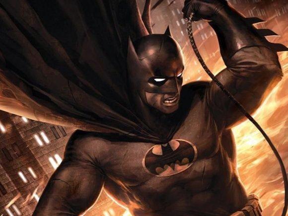 The Dark Knight Returns Part 2 (Movie) Review 1