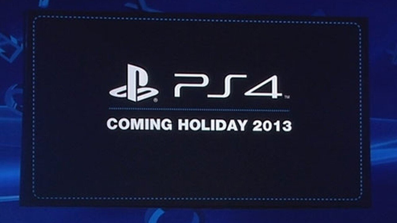 Sony releases PS4 game pricing - 2013-02-22 18:35:37