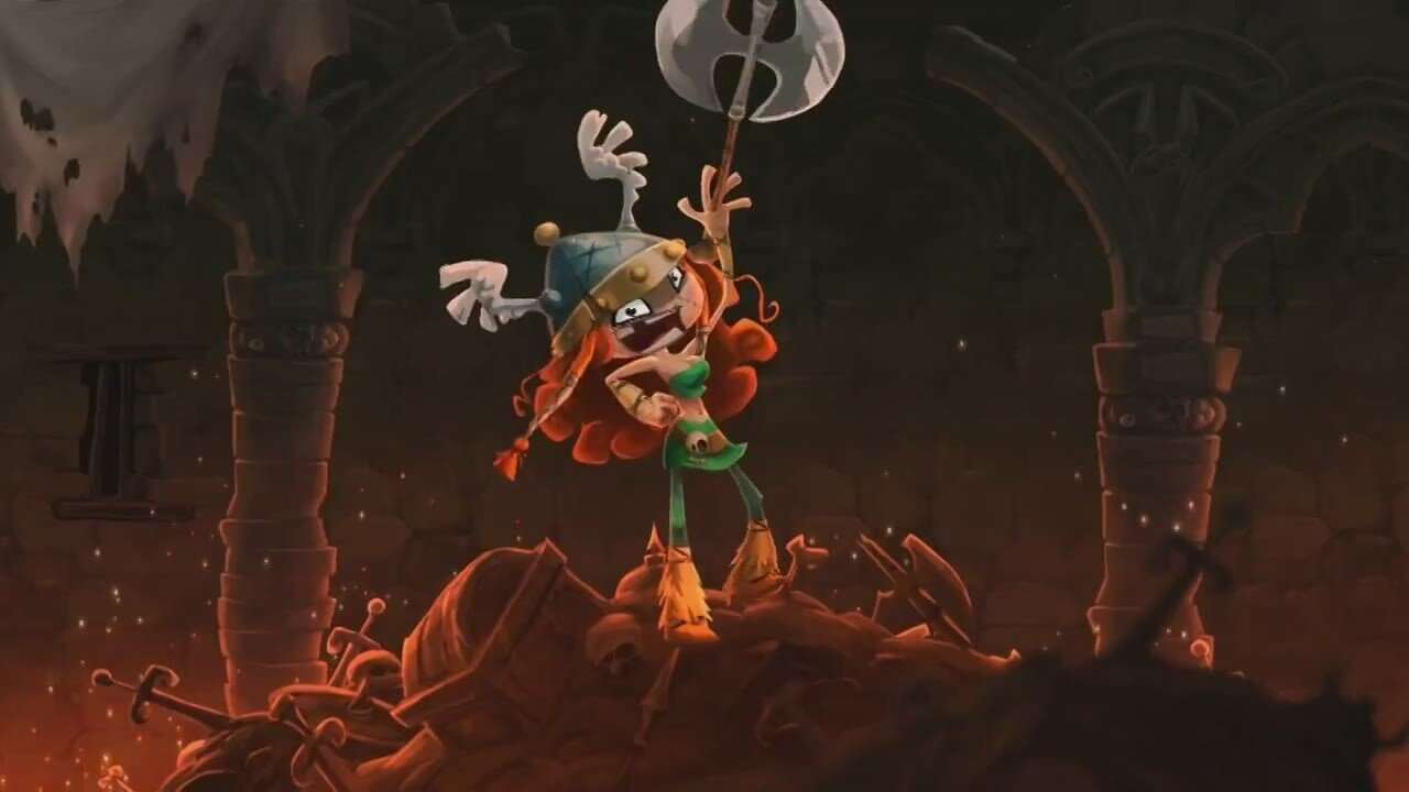 Rayman Legends delayed, now multiplatform - 2013-02-07 16:34:29