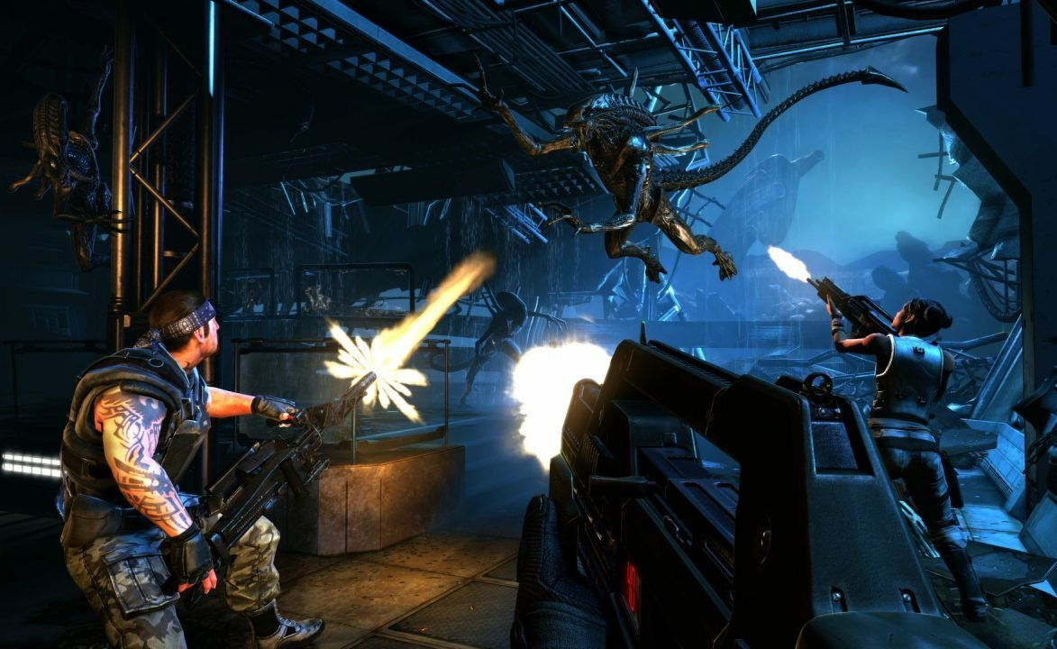 Aliens: Colonial Marines (Ps3) Review 4