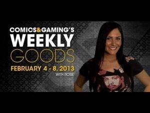 C&G's Weekly Goods - Feb 8