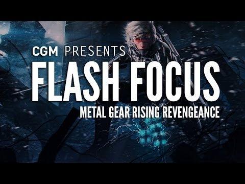 FlashFocus: Metal Gear Rising: Revengeance - 2015-09-28 14:23:15