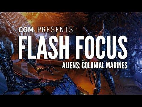 Flash Focus Aliens: Colonial Marines - 2015-09-28 14:23:24