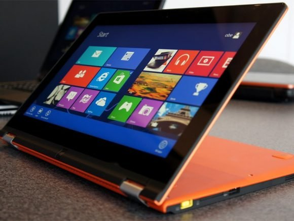Lenovo IdeaPad Yoga 13 Review 2