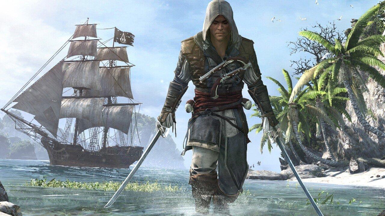 Assassin's Creed IV: Black Flag debut trailer and details