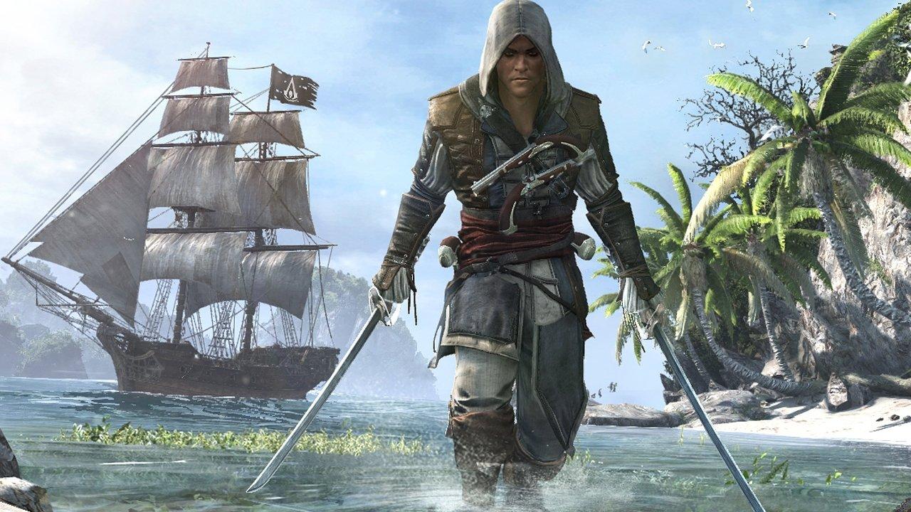 Assassin's Creed IV: Black Flag debut trailer and details 1