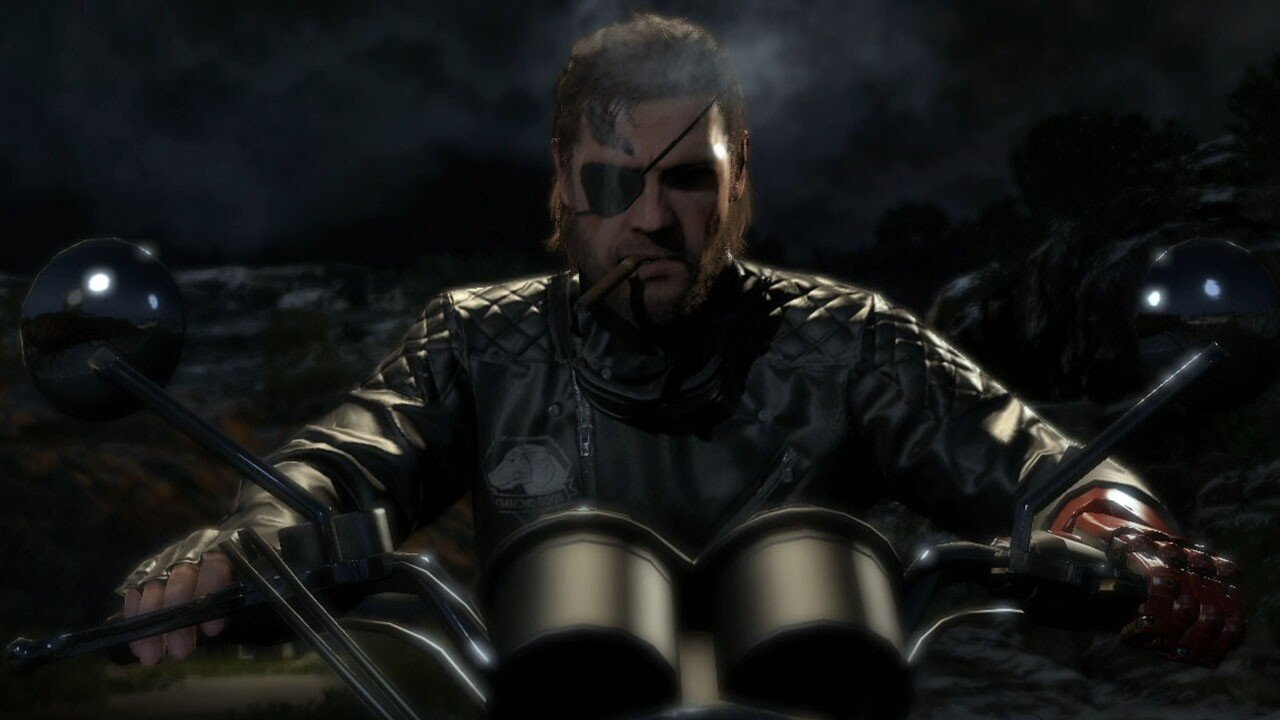 The Phantom Pain is Metal Gear Solid V - 2013-03-28 17:33:20