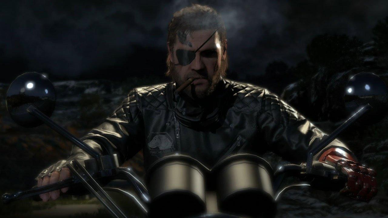 The Phantom Pain is Metal Gear Solid V