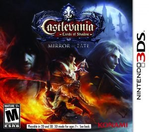 Castlevania: Lords of Shadow Mirror Fate (3DS) Review