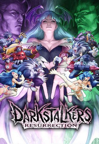 Darkstalkers Resurrection (Xbox 360) Review 2