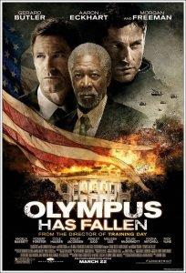 Olympus Has Fallen (Movie) Review