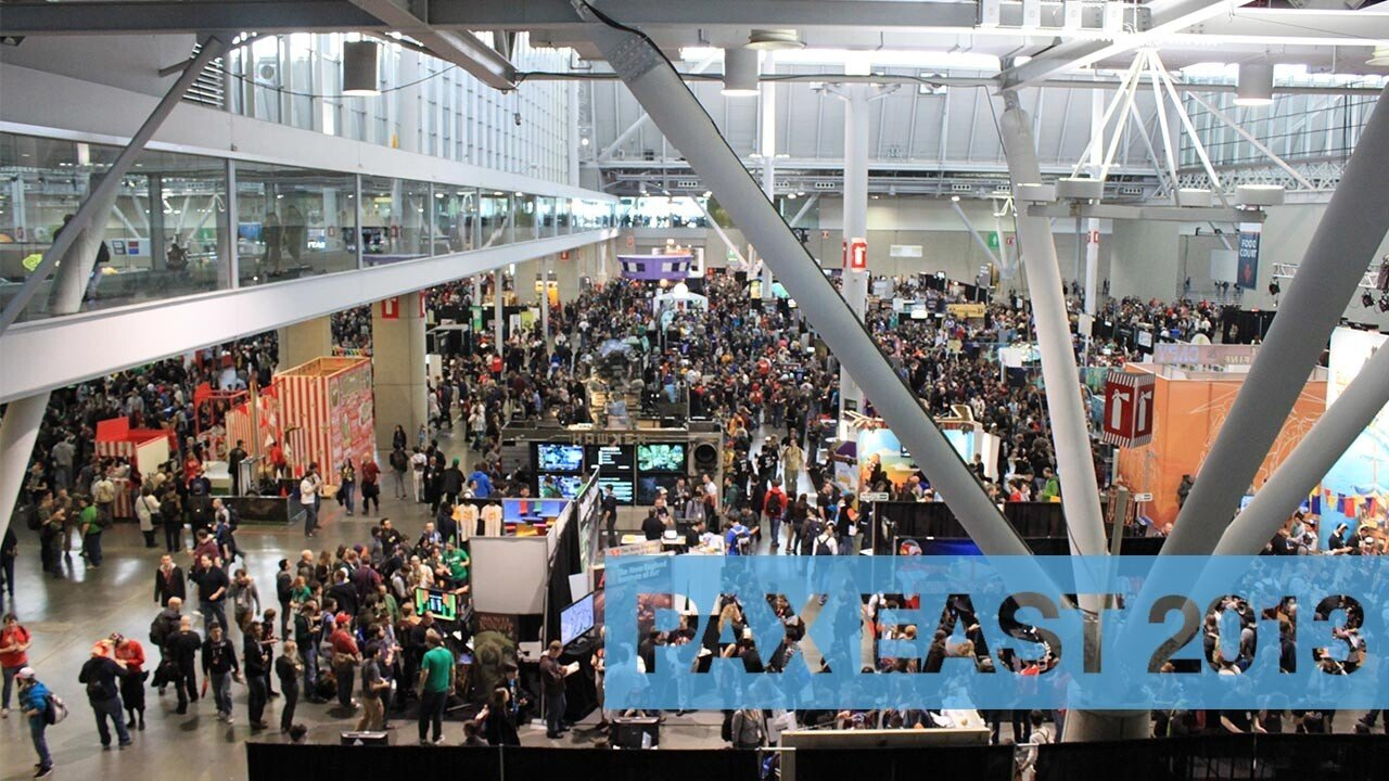 Round up of PAX East Day 1 - 2013-03-23 00:26:25