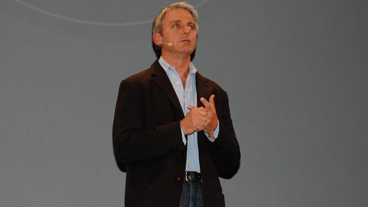 John Riccitiello to step down as EA CEO - 2013-03-18 22:37:23