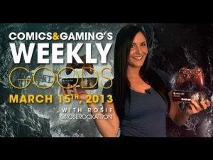 C&G Weekly Goods, Mar 15
