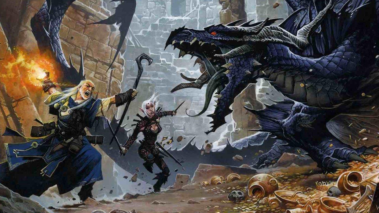 Pathfinder RPG emulates the tabletop feel 2