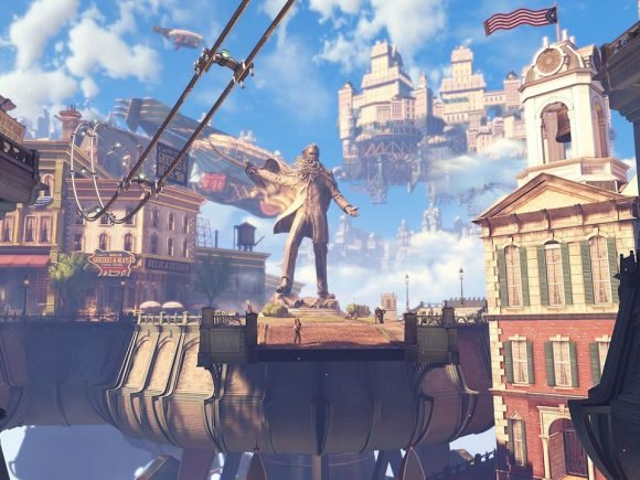The Biggest Problem With BioShock Infinite - 2013-04-23 16:44:48
