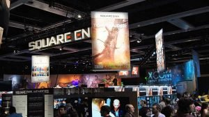 Newly-Appointed Square Enix President Plans to Review Company - 2013-04-03 19:04:22