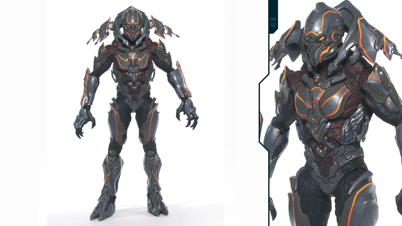 DLC's Added to McFarlane Toys' Second Halo 4 Series - 2013-04-03 20:48:11