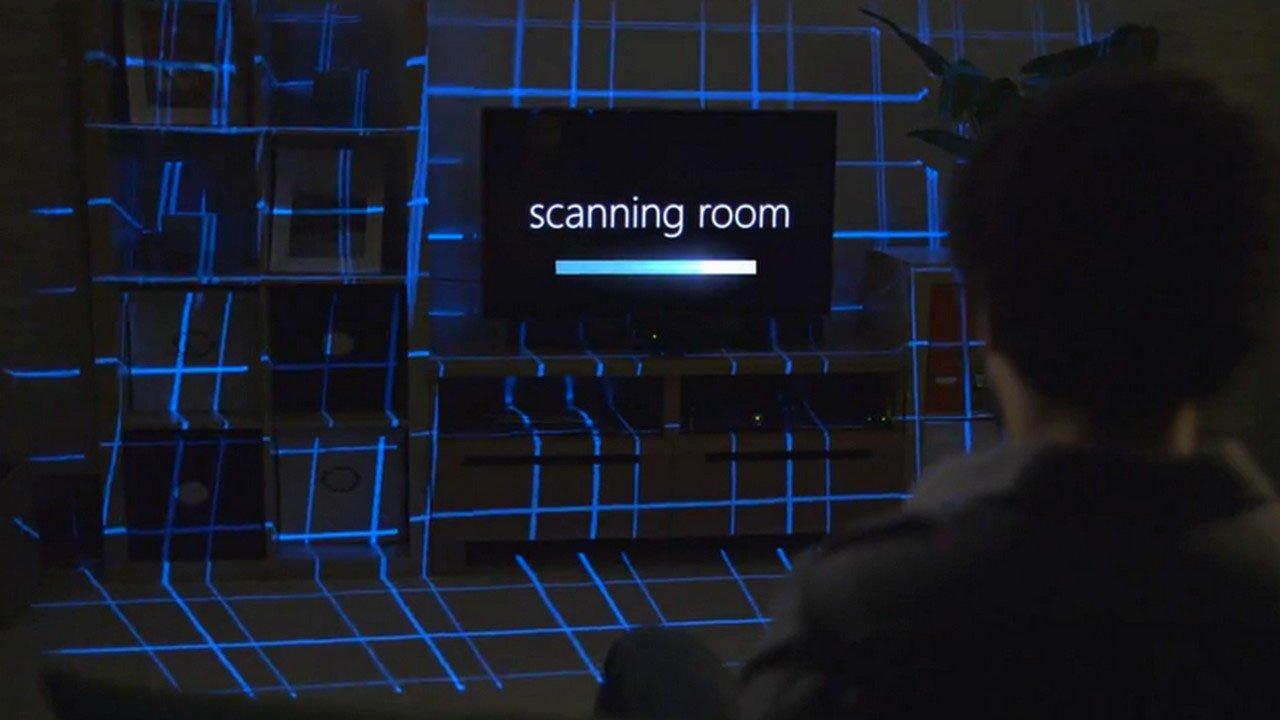Microsoft's IllumiRoom Set to Enhance Next-Gen Xbox - 2013-04-29 14:38:40