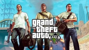 GTA V's Trinity: Michael, Franklin and Trevor [Trailer] - 2013-04-30 14:54:13