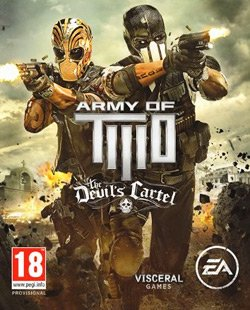 Army of Two: The Devil's Cartel (PS3) Review 3