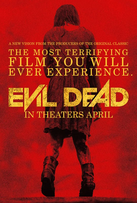 Evil Dead (Movie) Review