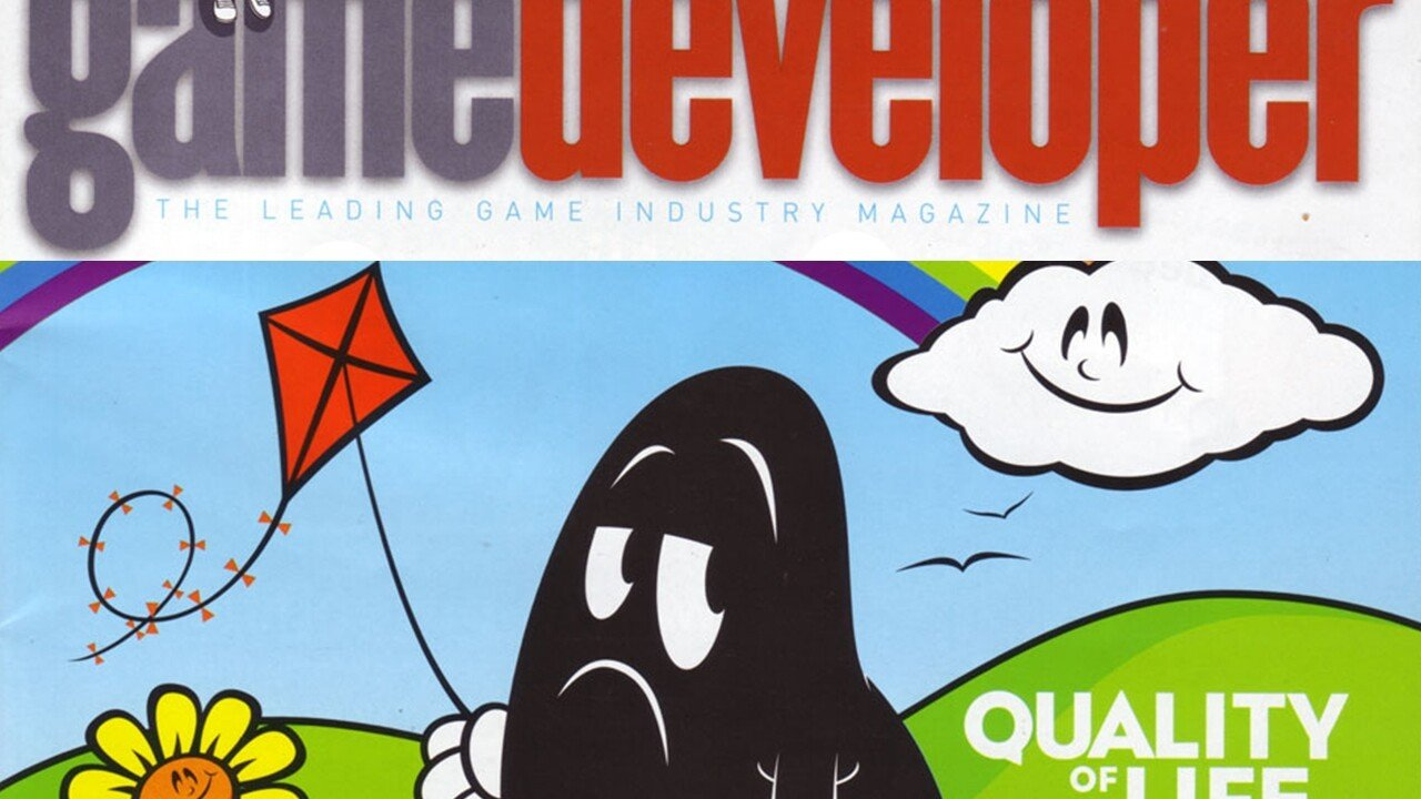 Game Developer Magazine Ceasing Publication - 2013-04-09 19:16:08