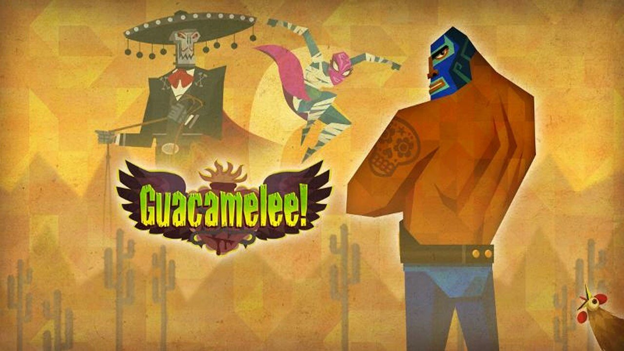 Guacamelee Giveaway  [ Contest Closed] 1
