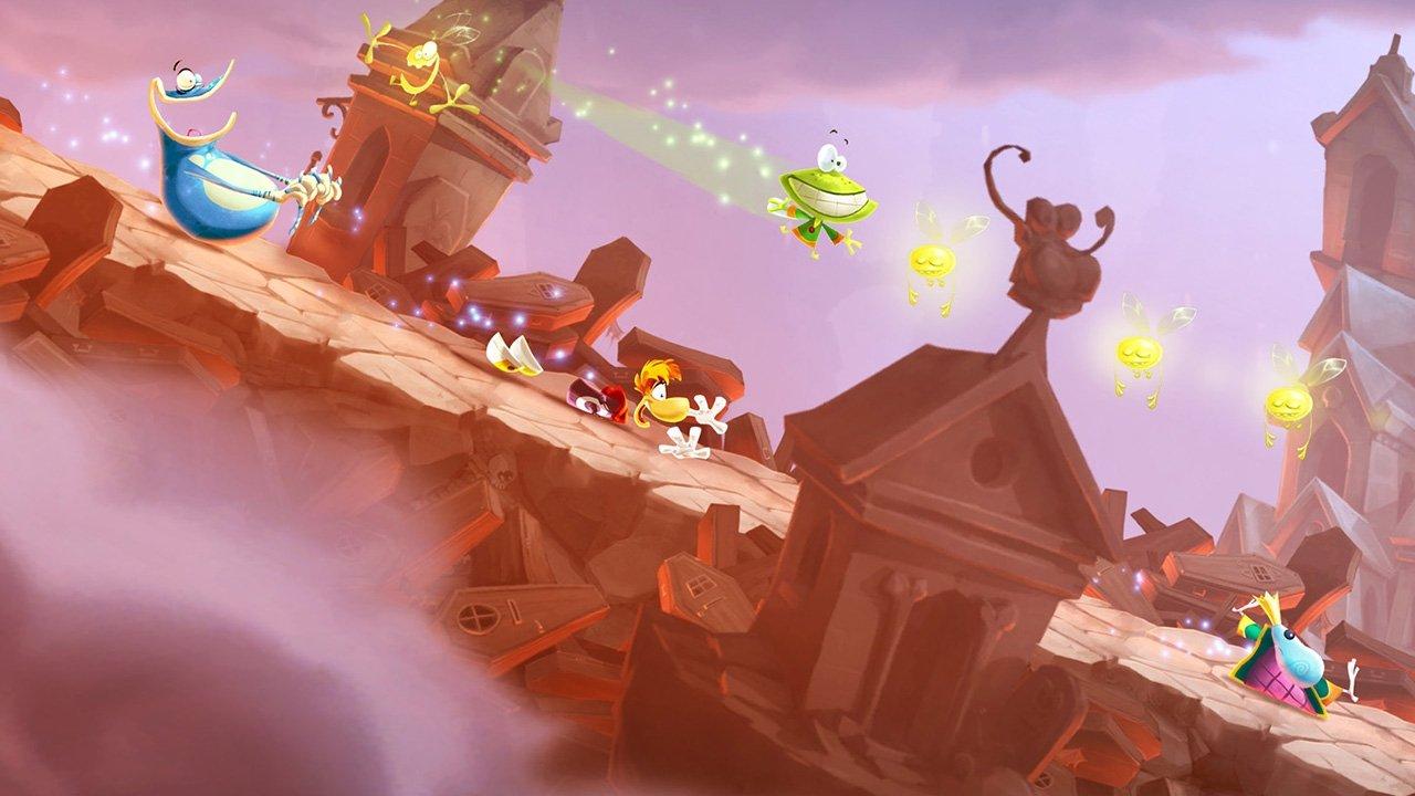 Rayman Legends Getting 30 New Levels Following Delay