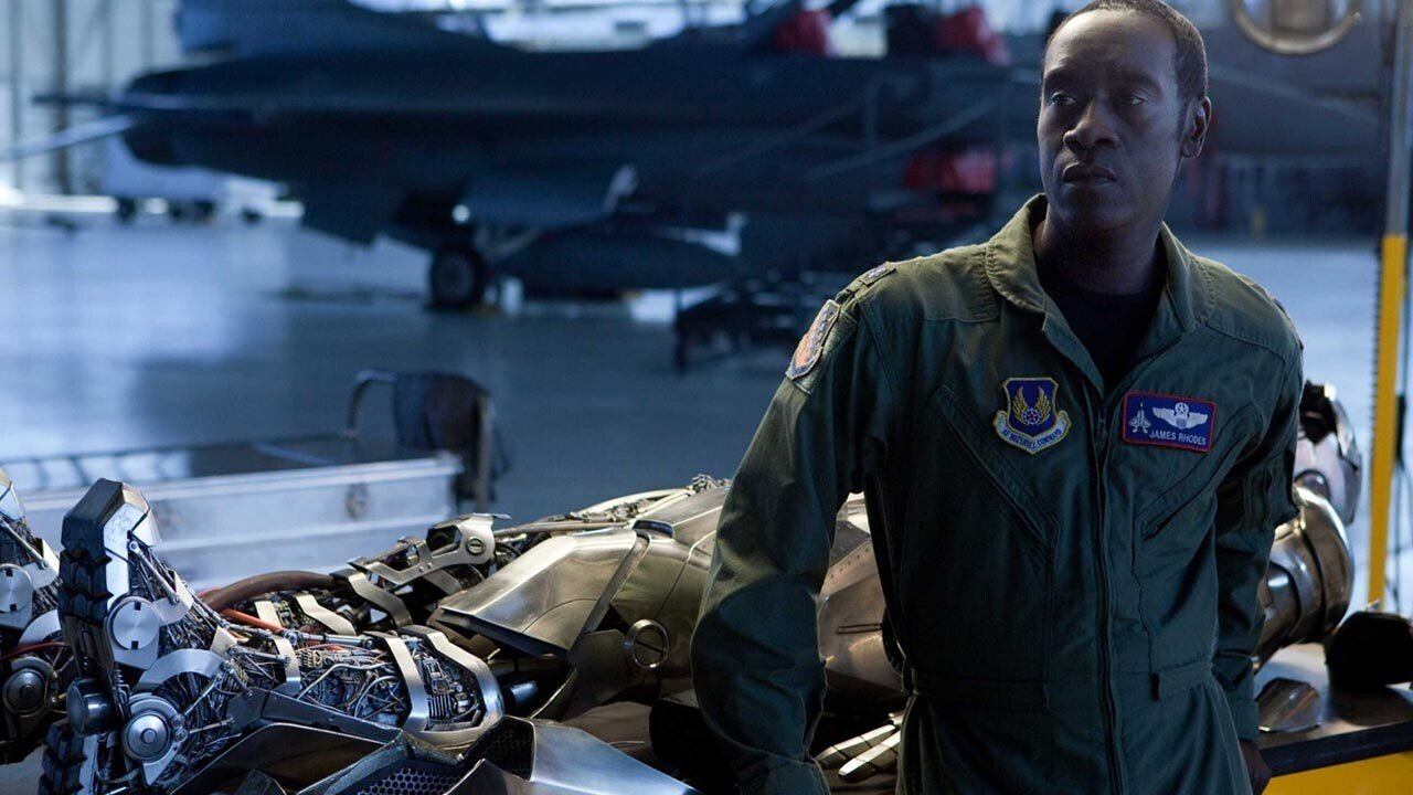 Iron Men: An Interview with Don Cheadle